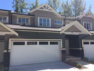 Townhouse for sale in Cottonwood MR, Maple Ridge, Maple Ridge, 48 11252 Cottonwood Drive, 262450922 | Realtylink.org