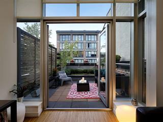Apartment for sale in Downtown VW, Vancouver, Vancouver West, 602 36 Water Street, 262454158   Realtylink.org