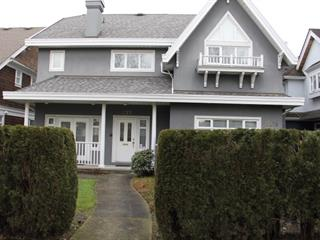 1/2 Duplex for sale in Kitsilano, Vancouver, Vancouver West, 2277 W 15th Avenue, 262454465   Realtylink.org