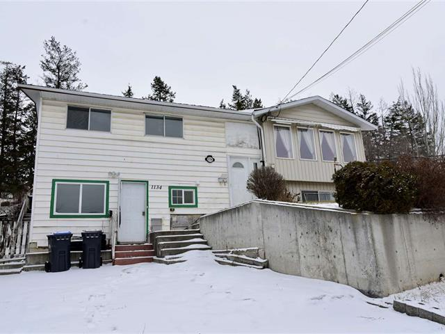 House for sale in Williams Lake - City, Williams Lake, Williams Lake, 1134 N 2nd Avenue, 262455505 | Realtylink.org