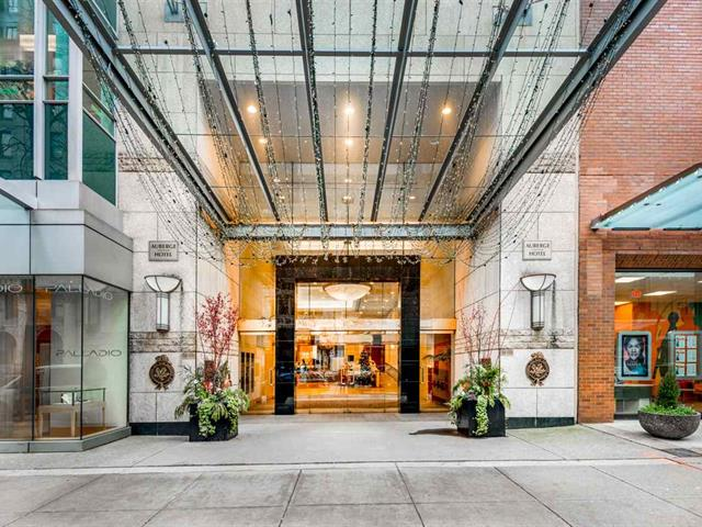 Apartment for sale in Downtown VW, Vancouver, Vancouver West, 1502 837 W Hastings Street, 262455718 | Realtylink.org