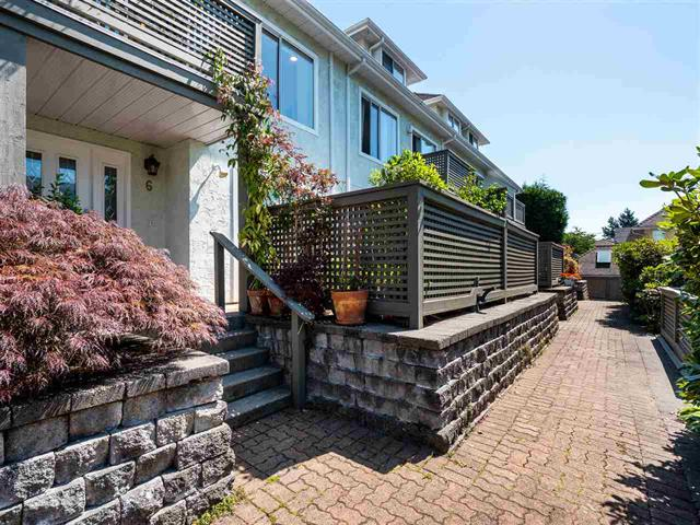 Townhouse for sale in Lower Lonsdale, North Vancouver, North Vancouver, 6 232 E 6th Street, 262415594 | Realtylink.org
