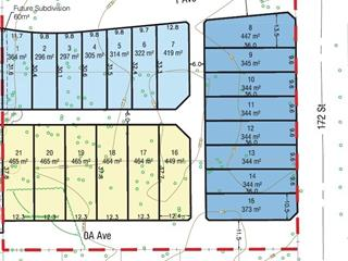 Lot for sale in Pacific Douglas, Surrey, South Surrey White Rock, 17159 0a Avenue, 262448682 | Realtylink.org