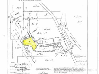 Lot for sale in Fanny Bay, Sunshine Coast, 501 Holiday Road, 449258 | Realtylink.org