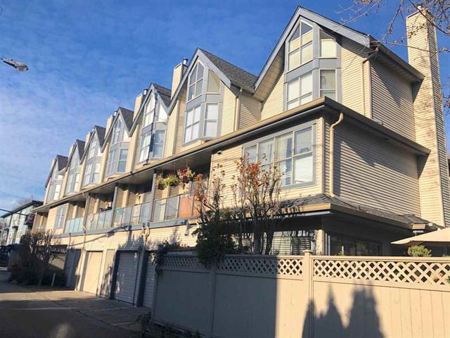 Townhouse for sale in Marpole, Vancouver, Vancouver West, 7 8679 Cartier Street, 262408048   Realtylink.org