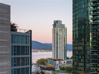 Apartment for sale in Coal Harbour, Vancouver, Vancouver West, 503 1415 W Georgia Street, 262449814 | Realtylink.org