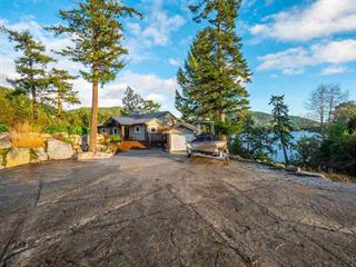House for sale in Pender Harbour Egmont, Pender Harbour, Sunshine Coast, 19 4622 Sinclair Bay Road, 262456115 | Realtylink.org