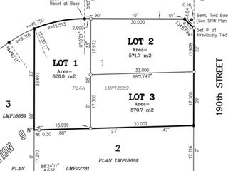 Lot for sale in Cloverdale BC, Surrey, Cloverdale, 18982 62a Avenue, 262456056 | Realtylink.org