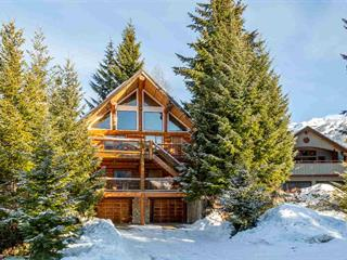 House for sale in Whistler Cay Heights, Whistler, Whistler, 6252 Bishop Way, 262456109 | Realtylink.org