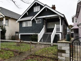 House for sale in Grandview Woodland, Vancouver, Vancouver East, 1837 E 3rd Avenue, 262455333 | Realtylink.org
