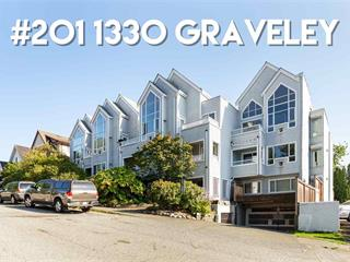 Apartment for sale in Grandview Woodland, Vancouver, Vancouver East, 201 1330 Graveley Street, 262453364 | Realtylink.org