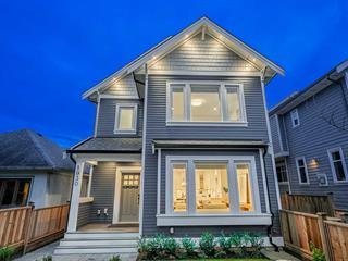 1/2 Duplex for sale in Grandview Woodland, Vancouver, Vancouver East, 1930 E 8th Avenue, 262454830 | Realtylink.org