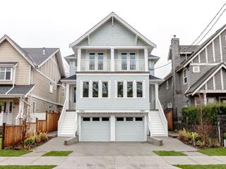 1/2 Duplex for sale in Grandview Woodland, Vancouver, Vancouver East, 1740 Kitchener Street, 262442357 | Realtylink.org