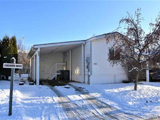 Manufactured Home for sale in Williams Lake - City, Williams Lake, Williams Lake, 224 Longhorn Drive, 262446118   Realtylink.org