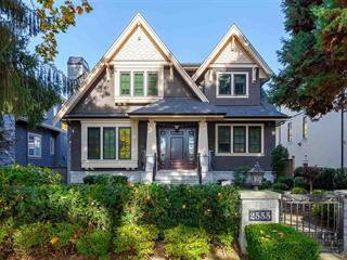 House for sale in Kitsilano, Vancouver, Vancouver West, 2555 W 15th Avenue, 262417524 | Realtylink.org