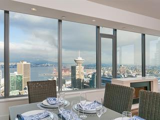 Apartment for sale in Downtown VW, Vancouver, Vancouver West, 3604 667 Howe Street, 262448541 | Realtylink.org