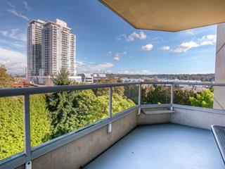 Apartment for sale in Quay, New Westminster, New Westminster, 601 1045 Quayside Drive, 262455651 | Realtylink.org