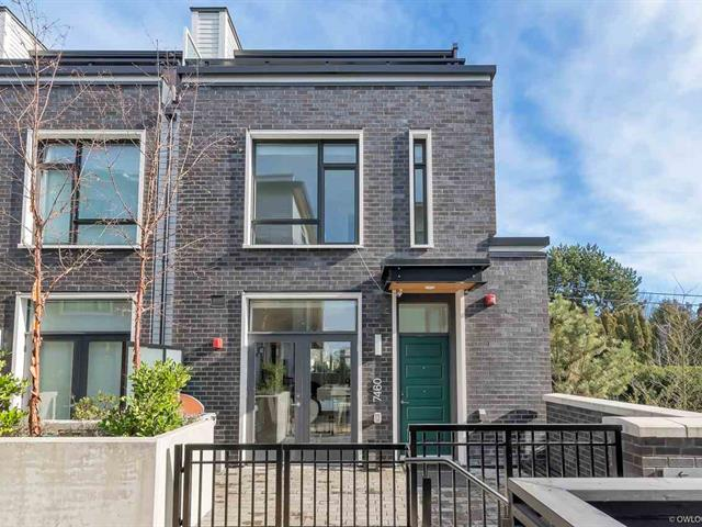 Townhouse for sale in South Granville, Vancouver, Vancouver West, 7460 Granville Street, 262447880 | Realtylink.org