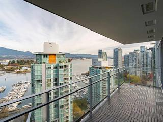 Apartment for sale in Coal Harbour, Vancouver, Vancouver West, 2202 1499 W Pender Street, 262450619 | Realtylink.org