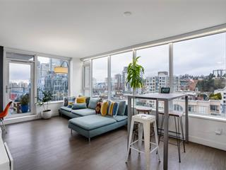 Apartment for sale in Quay, New Westminster, New Westminster, 1503 668 Columbia Street, 262458363 | Realtylink.org