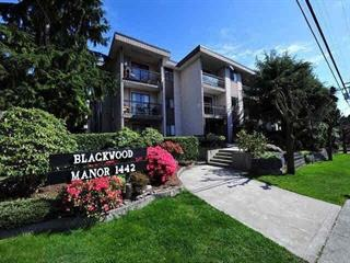 Apartment for sale in White Rock, South Surrey White Rock, 115 1442 Blackwood Street, 262455256   Realtylink.org