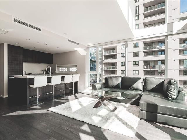 Apartment for sale in Downtown VW, Vancouver, Vancouver West, 606 1351 Continental Street, 262457980   Realtylink.org
