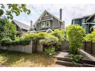 Townhouse for sale in Kitsilano, Vancouver, Vancouver West, 1940 W 11th Avenue, 262459892 | Realtylink.org