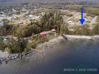 Lot for sale in Ucluelet, Salmon Beach, 1158 Front Street, 465834 | Realtylink.org