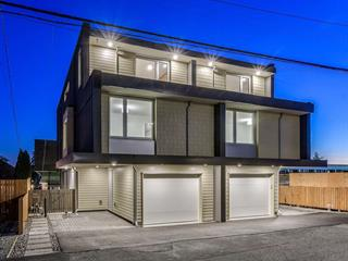 Townhouse for sale in Queensbury, North Vancouver, North Vancouver, 740 E 3rd Street, 262455190 | Realtylink.org