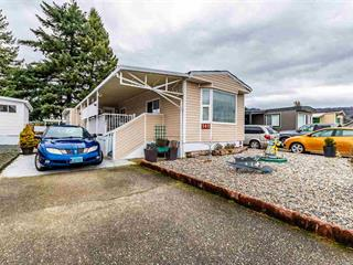 Manufactured Home for sale in Sardis West Vedder Rd, Chilliwack, Sardis, 141 6338 Vedder Road, 262461001 | Realtylink.org