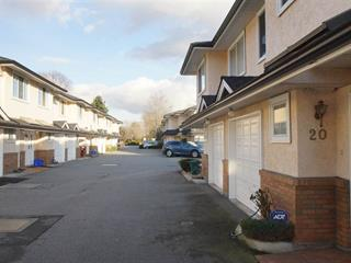 Townhouse for sale in Brighouse South, Richmond, Richmond, 20 7691 Moffatt Road, 262459023 | Realtylink.org