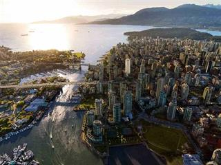Apartment for sale in Downtown VW, Vancouver, Vancouver West, 402 889 Pacific Street, 262460037 | Realtylink.org