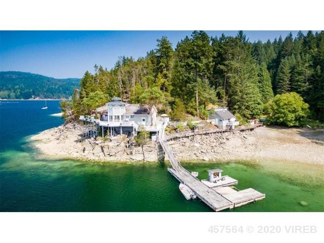 House for sale in Cortes Island, Harrison Hot Springs, 825 Gorge Harbour, 457564 | Realtylink.org