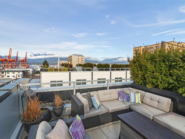 Townhouse for sale in Strathcona, Vancouver, Vancouver East, 312 557 E Cordova Street, 262454541 | Realtylink.org