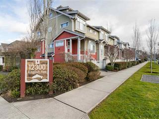 Townhouse for sale in Steveston South, Richmond, Richmond, 4 12300 English Avenue, 262457576 | Realtylink.org