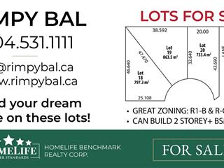 Lot for sale in Willoughby Heights, Langley, Langley, Lt.18 20563 71 Avenue, 262385874 | Realtylink.org