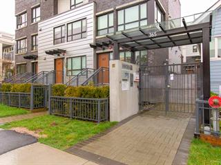 Townhouse for sale in Main, Vancouver, Vancouver East, 7 365 E 16th Avenue, 262458655 | Realtylink.org