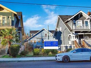 Lot for sale in Kitsilano, Vancouver, Vancouver West, 2107 Macdonald Street, 262447243 | Realtylink.org