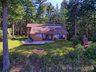House for sale in Hornby Island, Sardis, 3150 High Salal Drive, 450798   Realtylink.org