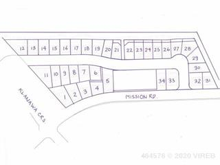 Lot for sale in Courtenay, North Vancouver, Lt 34 Mission Road, 464576 | Realtylink.org