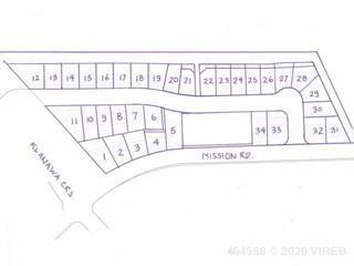 Lot for sale in Courtenay, North Vancouver, Lt 3 Mission Road, 464568 | Realtylink.org