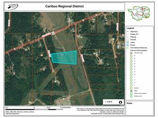 Lot for sale in Quesnel - Rural North, Quesnel, Quesnel, Lot 1 Hillcrest Road, 262459631 | Realtylink.org