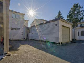 Townhouse for sale in Queen Mary Park Surrey, Surrey, Surrey, 29 8555 King George Boulevard, 262458991 | Realtylink.org
