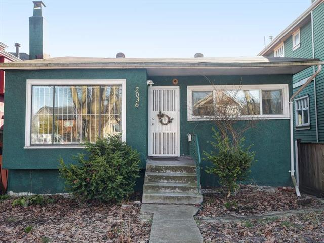 House for sale in Grandview Woodland, Vancouver, Vancouver East, 2036 E Broadway Street, 262457641 | Realtylink.org