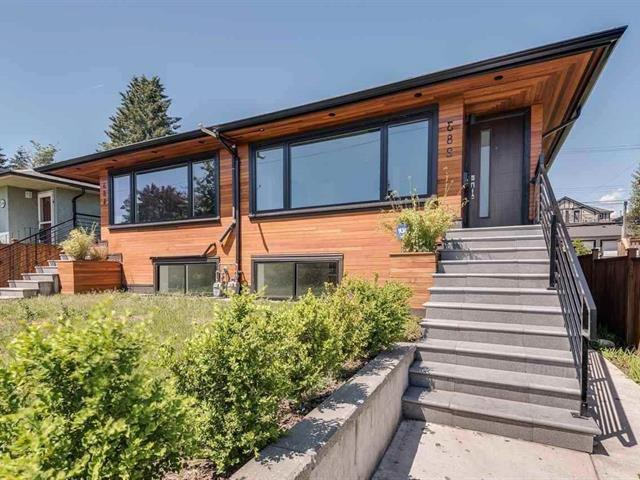 1/2 Duplex for sale in Lower Lonsdale, North Vancouver, North Vancouver, 384 E 4th Street, 262447662   Realtylink.org