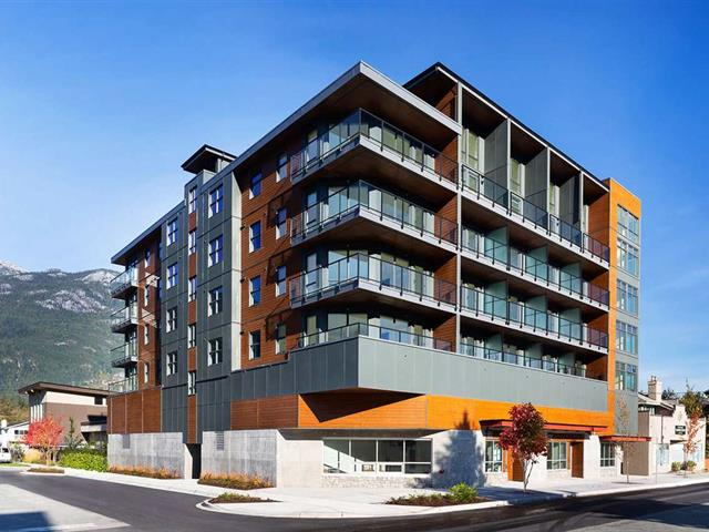 Apartment for sale in Downtown SQ, Squamish, Squamish, 607 38013 Third Avenue, 262436924   Realtylink.org