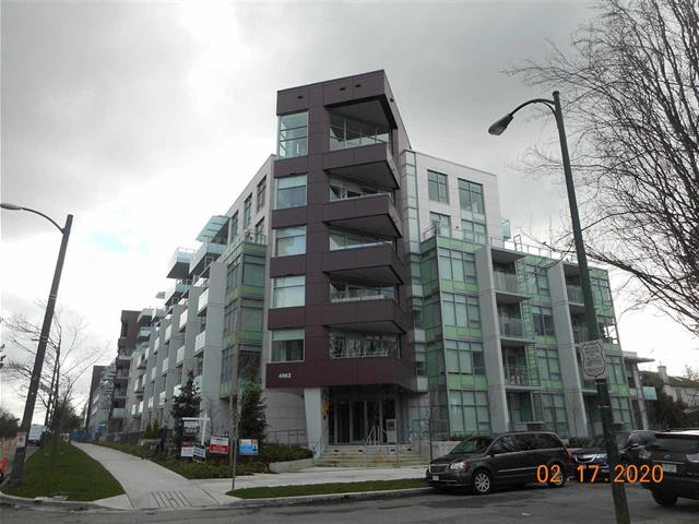 Apartment for sale in Cambie, Vancouver, Vancouver West, A406 4963 Cambie Street, 262449304 | Realtylink.org