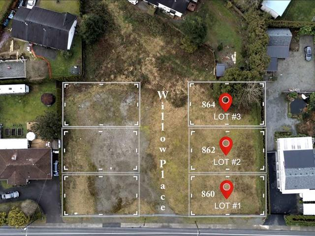 Lot for sale in Harrison Hot Springs, Harrison Hot Springs, 860 Willow Place, 262454447 | Realtylink.org