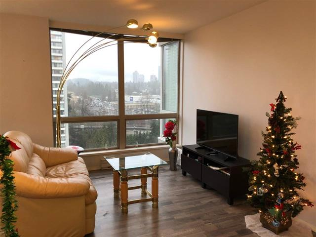 Apartment for sale in Cariboo, Burnaby, Burnaby North, 1705 9603 Manchester Drive, 262448719   Realtylink.org