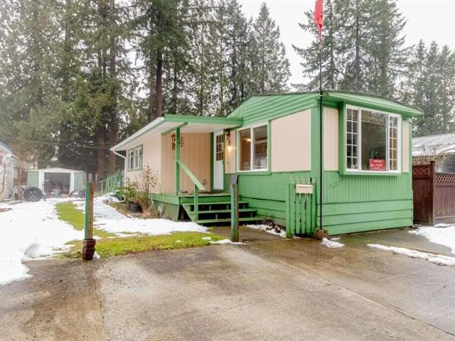 Manufactured Home for sale in East Central, Maple Ridge, Maple Ridge, 41 23320 Calvin Crescent, 262448959 | Realtylink.org